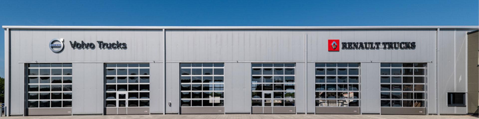 Deine zertifizierte Fachwerkstatt für Volvo und Renault-Trucks in Schleswig-Holstein
